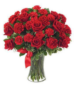 Red Birthday Roses