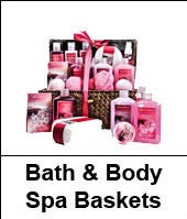 Birthday Bath and Body Gift Baskets For Her