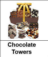 Alabama Birthday Chocolate Gift Snack Towers